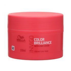 Brilliance Wella Máscara Tratamento Cab. Tingidos 150 ml.
