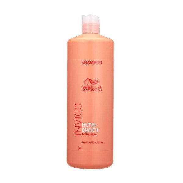 Enrich Wella Shampoo para 1.000 ml.
