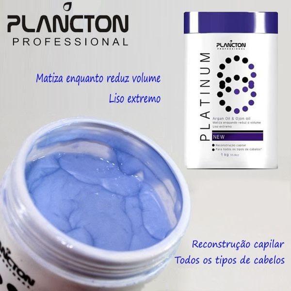Plancton Bottox Capilar Platinum 1 kg.