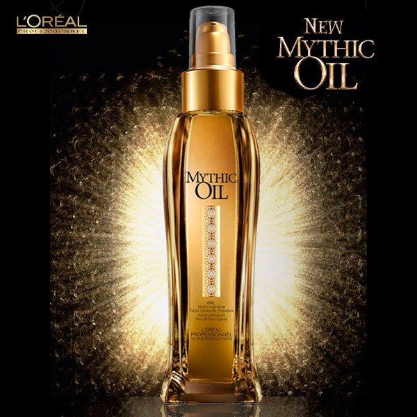 L'Oréal Novo Mythic Oil Leave-in para Todo Tipo de Cabelos 100 ml.