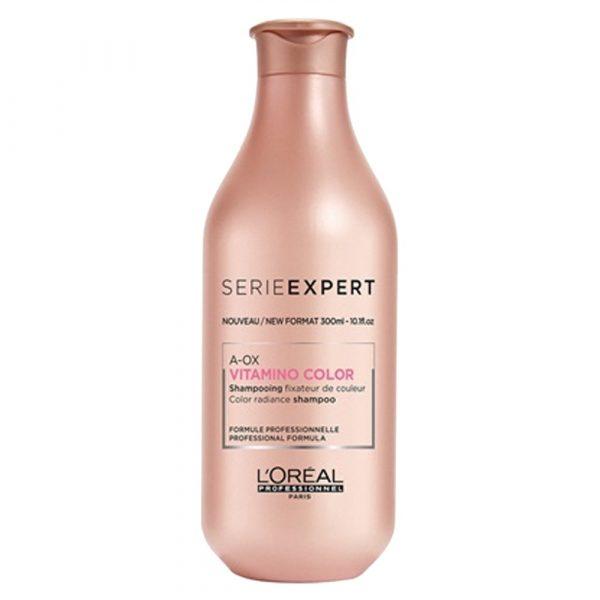 L'Oréal Vitamino Color A•OX Shampoo 300 ml.