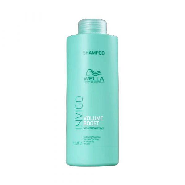 Wella INVIGO Volume Boost Shampoo 1,000ml