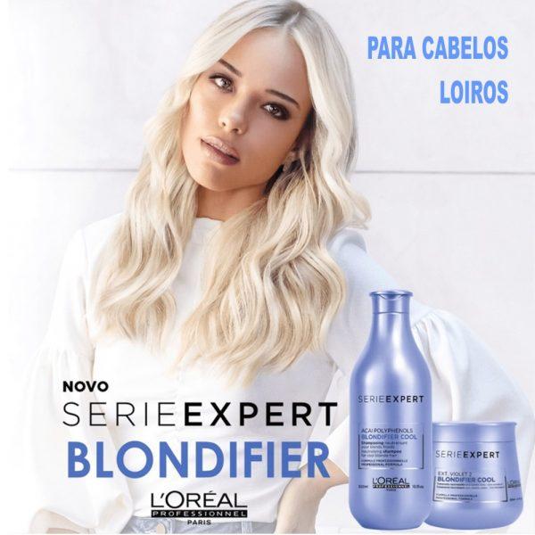 L'Oréal Blondifier Shampoo 300ml.+Máscara 250ml.