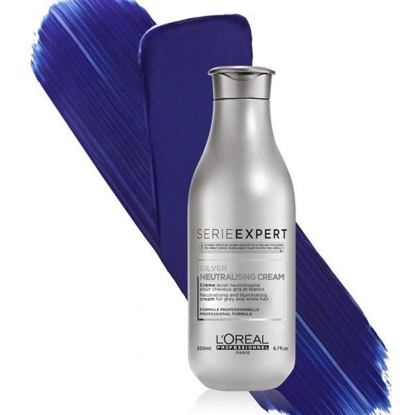 L'Oréal Silver Condicionador Matizador 200 ml.